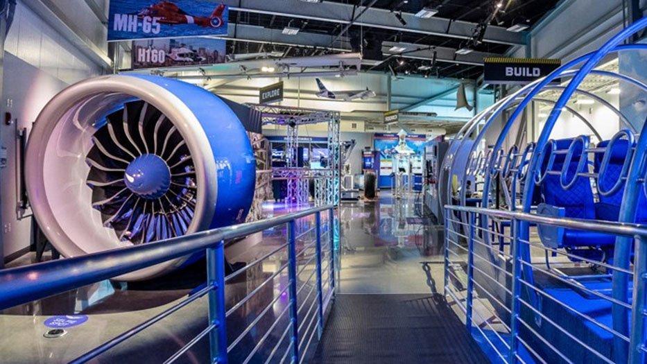 Pratt & Whitney engine model