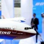 Paris 2015 Boeing model