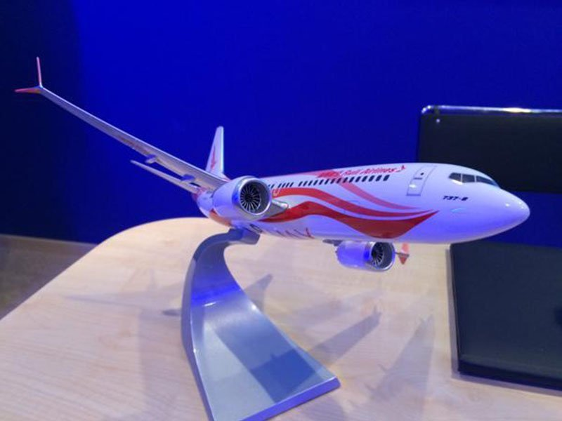 Paris 2015 Boeing Ruili model