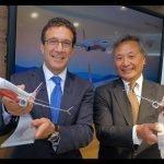 Paris Air Show 2017, aviation models