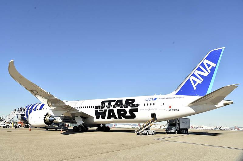 R2 D2 ANA Jet