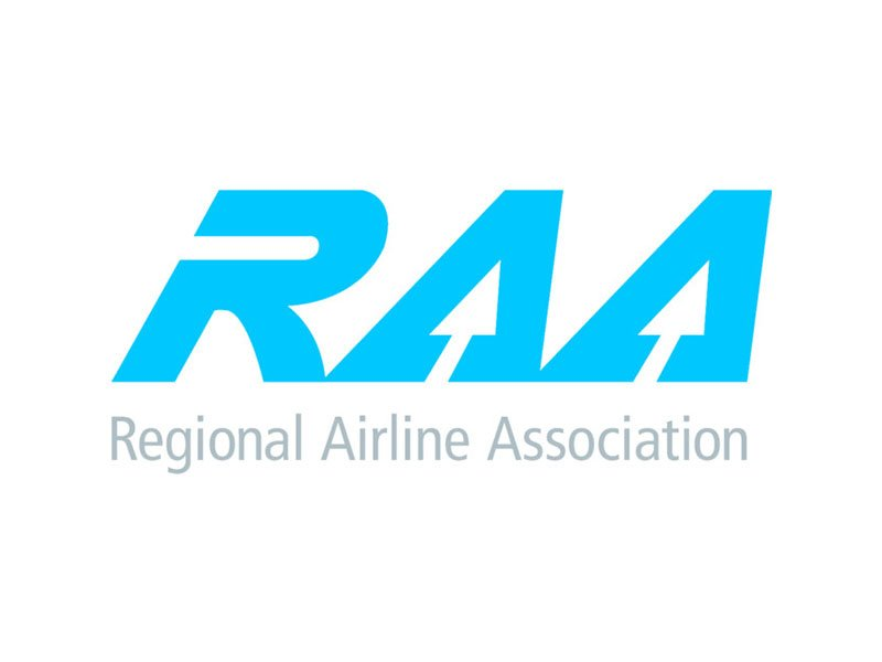 Regional Airline Association (RAA) logo