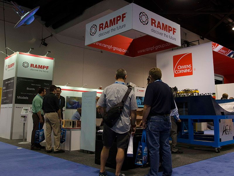 RAMPF booth 2