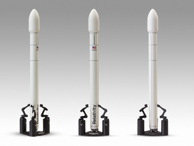 scale model of rocket