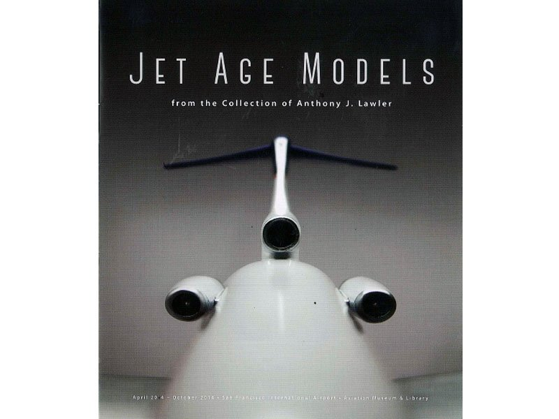 Jet Age Models exhibit at the San Francisco International Airport