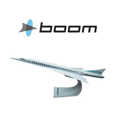 Boom model