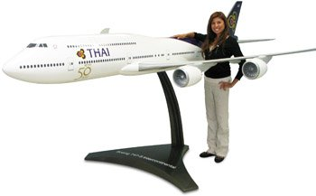Thai 748i aviation marketing model