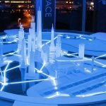 Thales cityscape display