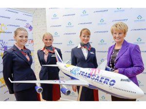 TransAero Flight of Hope 5