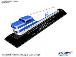 Arts Legacy Award concept