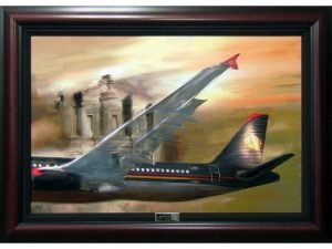 Royal Jordanian Fine Art